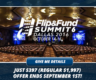 flip and fund early bird